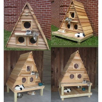 outdoor-cat-houses